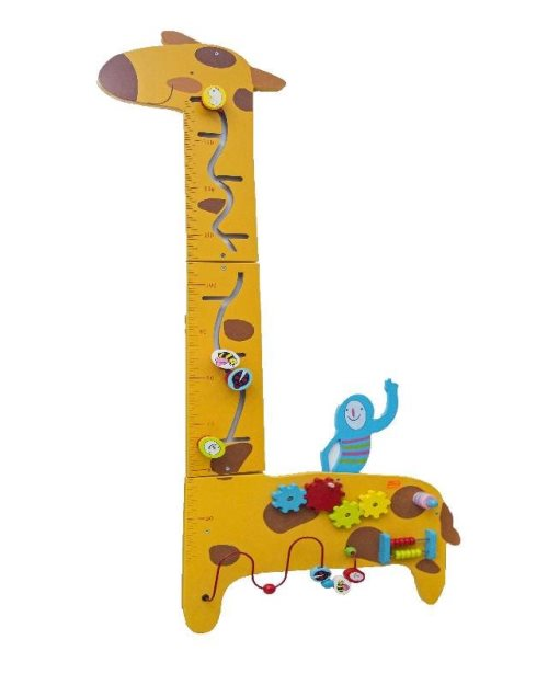 8830 - Графомоторна табла Жирафа