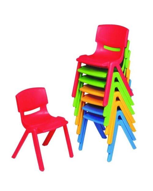 9057 - Пластична дечија столица