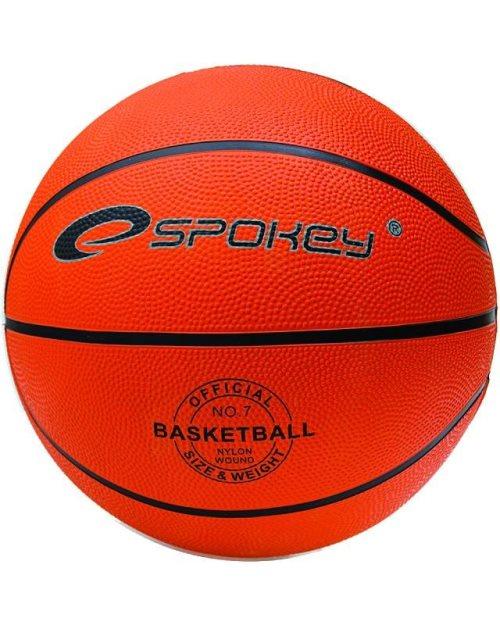 Ц008 -Гумена лопта  за кошарку spokey